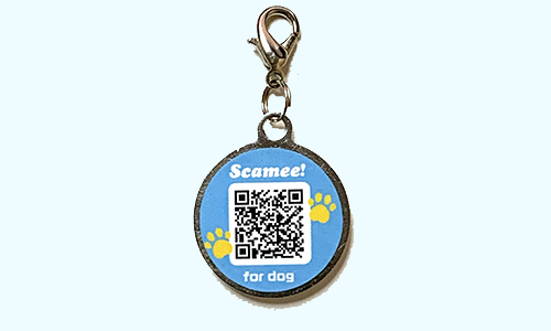 Scamee! for dog sample